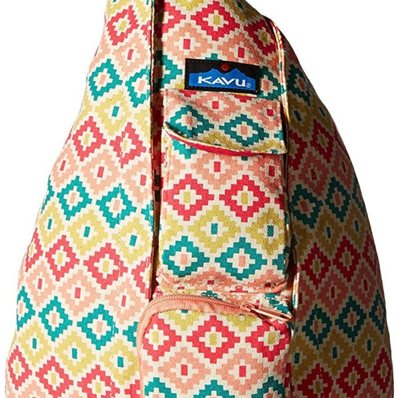 Kavu Rope Bag (Spring Montage) 1df427e2db5f4
